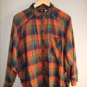 2 for $40 | UO | 🍁 Fall Colours | Plaid Cropped